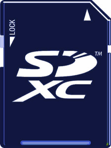 sdxc card recovery